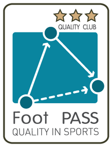 3 Star Quality Club - Foot PASS - Quality in sports